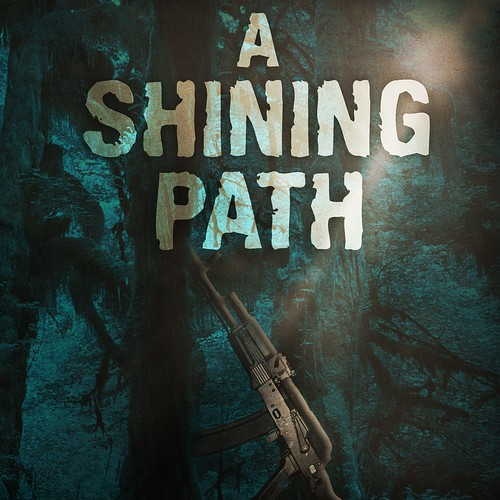 Book cover for a thriller
