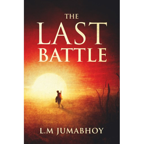 The Last Battle - book cover -