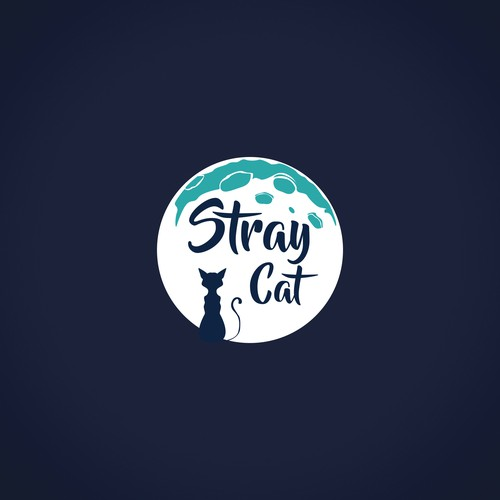 Stray Cat logo