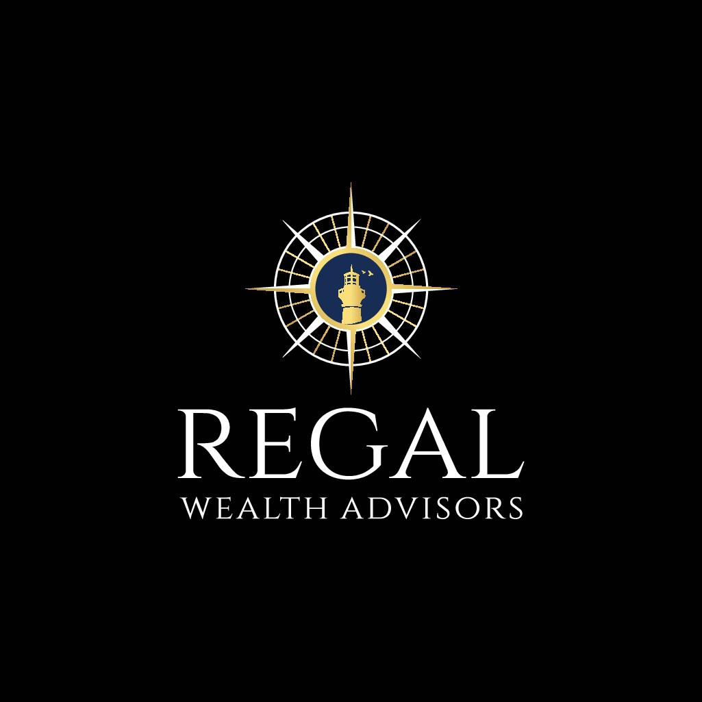 design a nautical feel logo for Regal Wealth advsiors