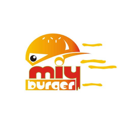 Create a Logo for a quick service burger restaurant that is Simple yeteffective