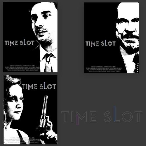 Time Slot film poster branding