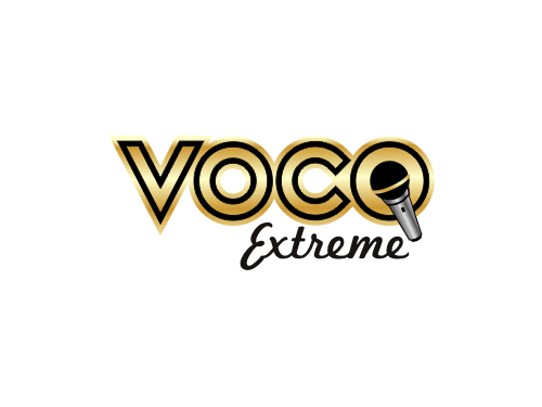 Create a logo for celebrity vocal coach Mauli B. and his product, VoCo Extreme!