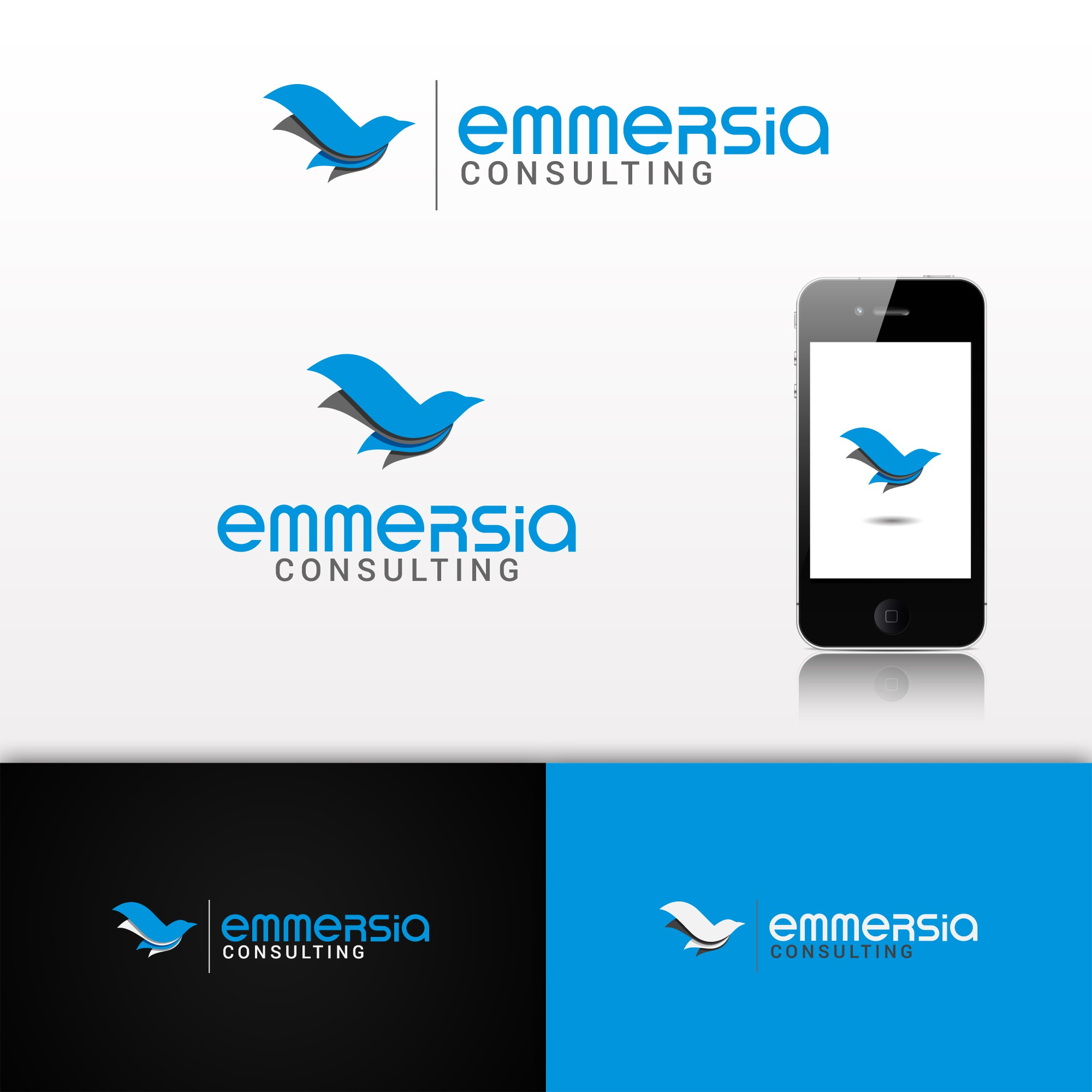 Help us create a modern, vibrant logo for an exciting new company!