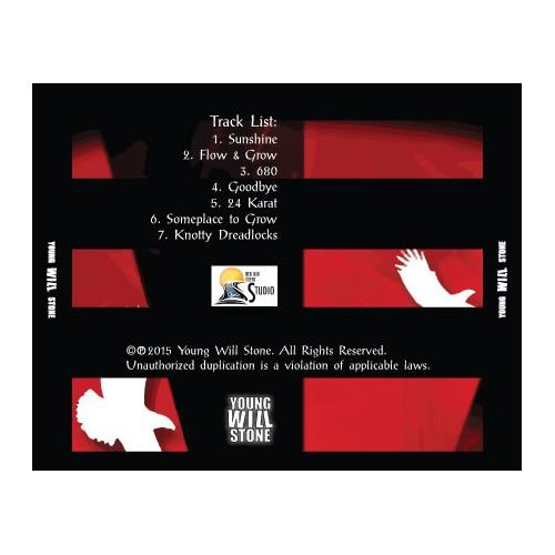 Back cover CD