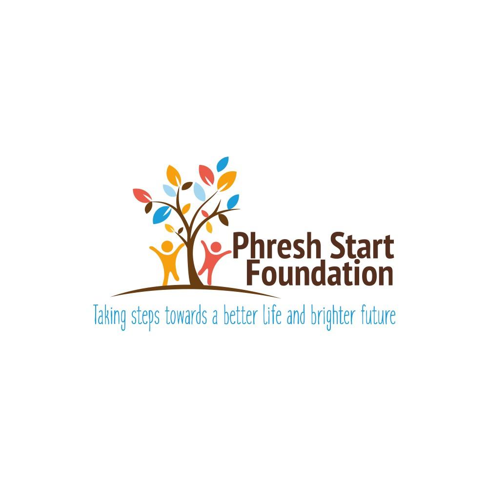 Foundation needs kid-friendly, attention grabbing logo