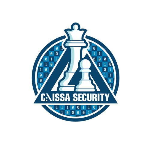 Cyber security, Chess, and jiujitsu in one brand!