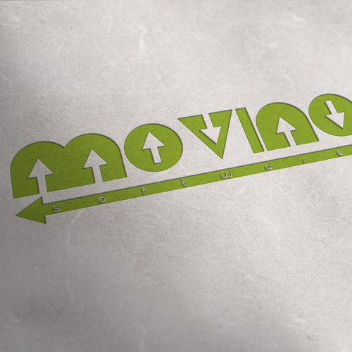 logo for Moving Software