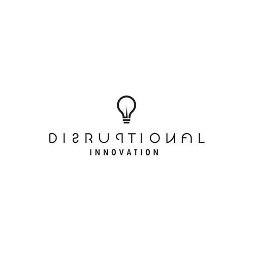 Logo design for Disruptional innovation