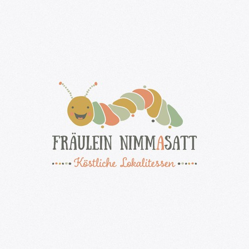 Logo design for the organic catering company with local sourcing