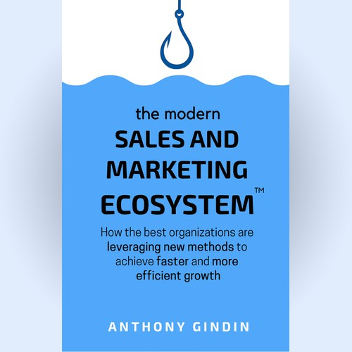 Book cover for marketing book
