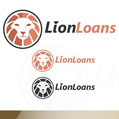 Create a logo LionLoans