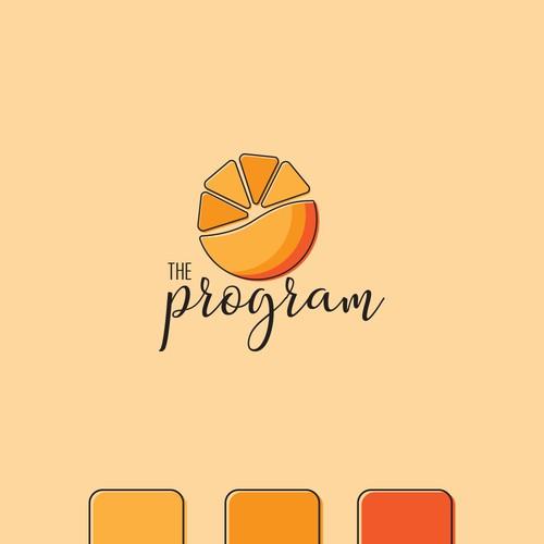 Logo for juice company