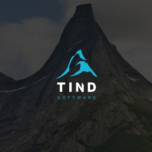 timeless logo for tind software