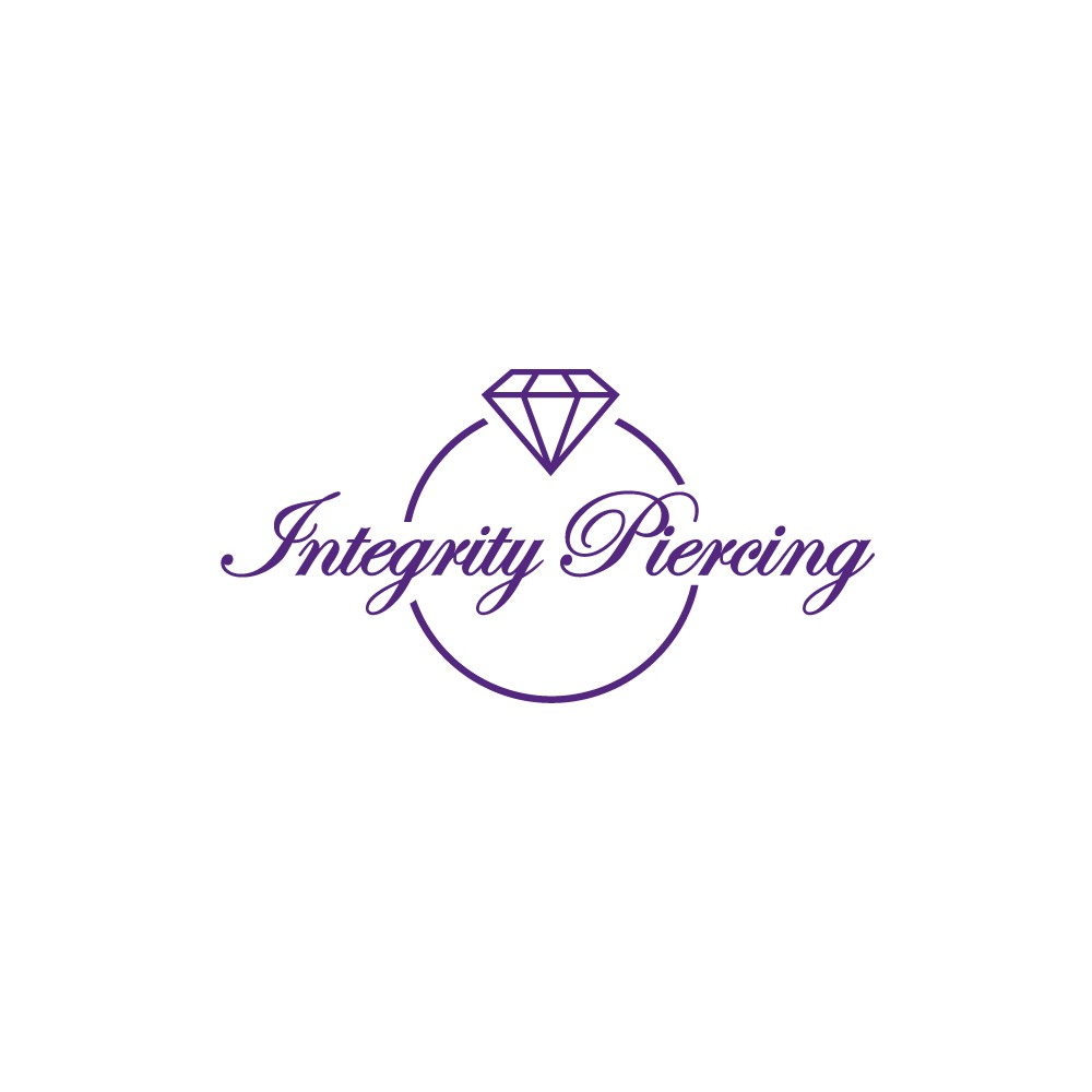 Help Integrity Piercing find a classy logo that represents a high-end piercing boutique that has integrity!