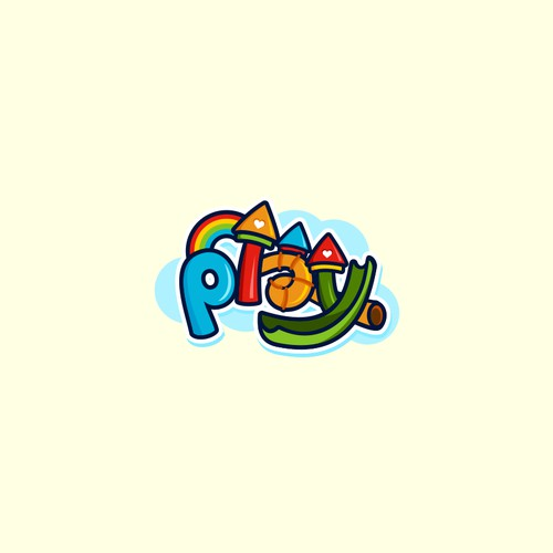 Logo concept for Play