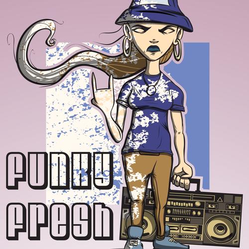 Funky Queen