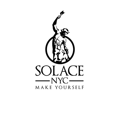 CrossFit Solace Logo - Basic Redesign