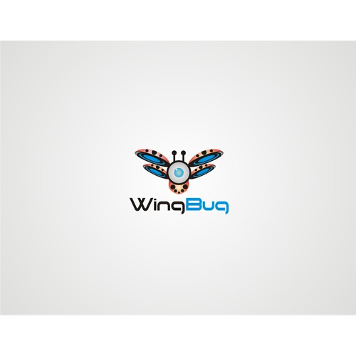 logo for drone