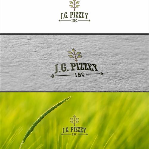 Logo for J.G. Pizzey