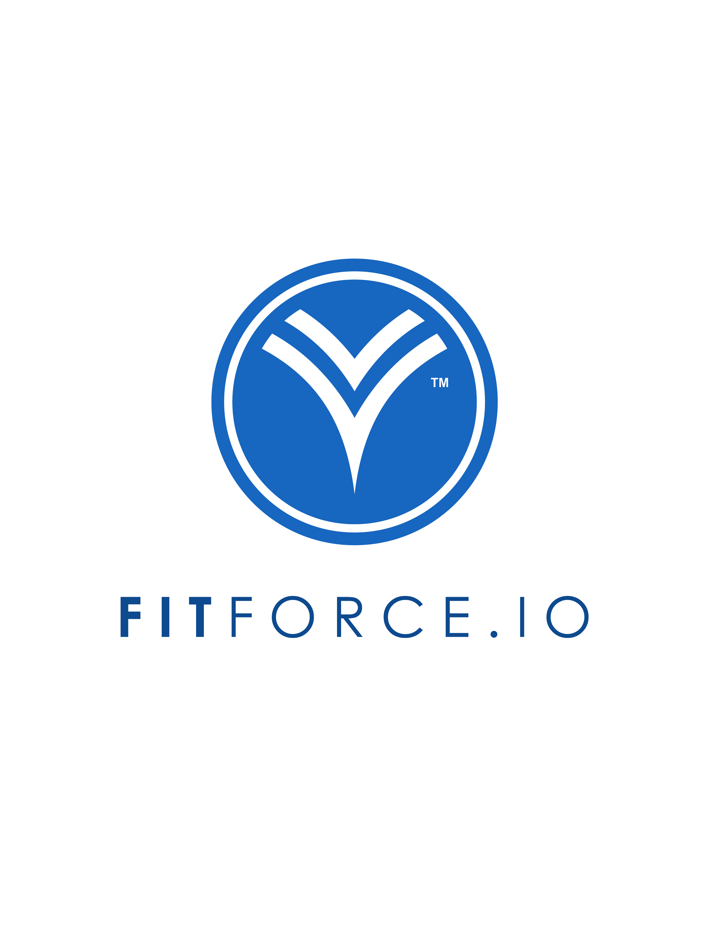 FitForce.io Logo Design