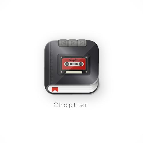 App Icon AudioBook Podcast