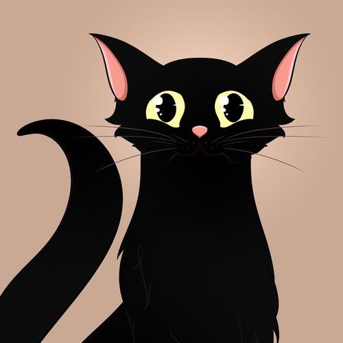 Brand Black Cat Versión 2