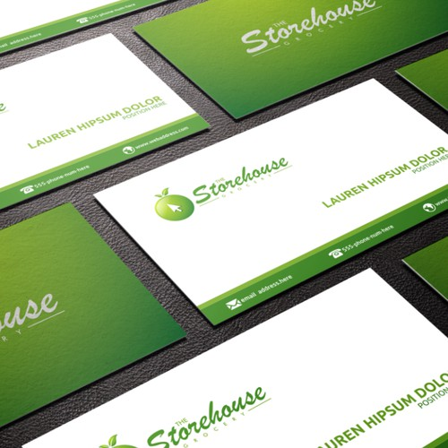 Logo design for Storehouse