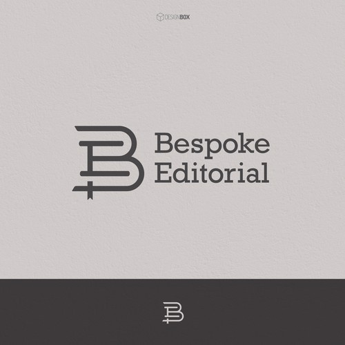 Logo Bespoke Editorial