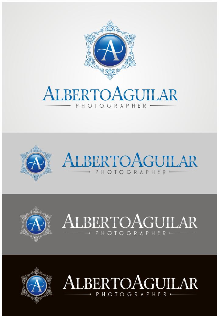 Create the next logo for Alberto Aguilar Photography