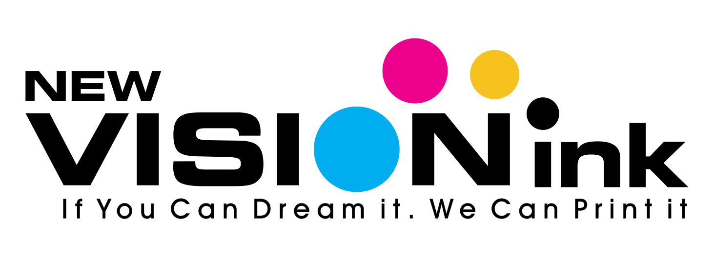 Logo for New Vision Ink