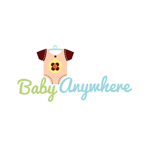 Create the next logo for BabyAnywhere
