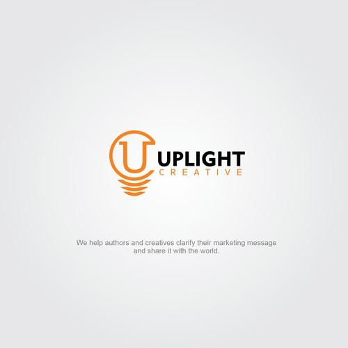 Marketing strategy firm Uplight Creative needs an inspiring logo