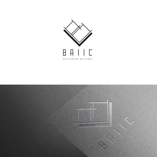 Prefabricated buildings company logo