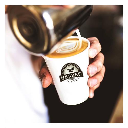 Luxury coffee concept