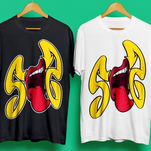 SOS t-shirt design #1
