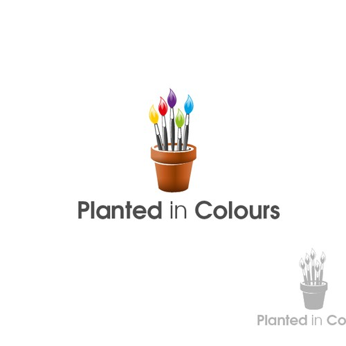 Planted in Colours