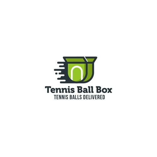 teniis ball box