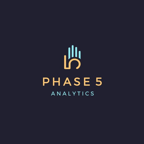 Logo for a marketing firm