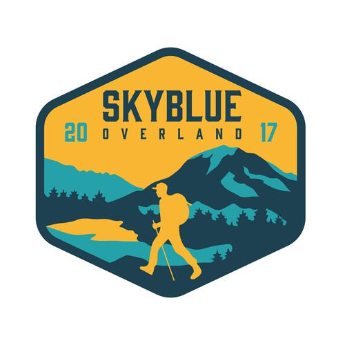 LOGO/BADGE for SKYBLUE