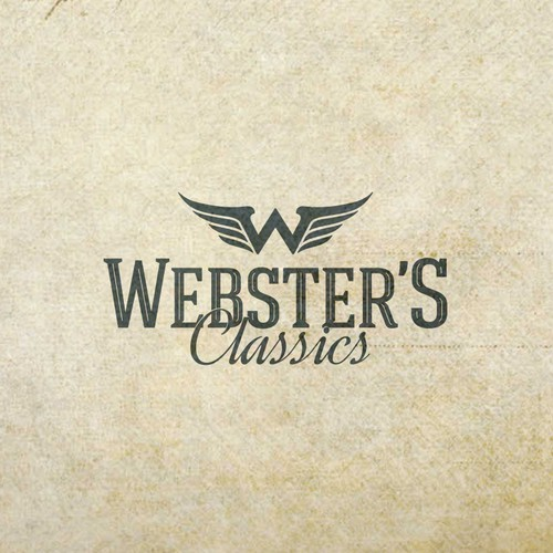 Webster's Classics - An automotive logo