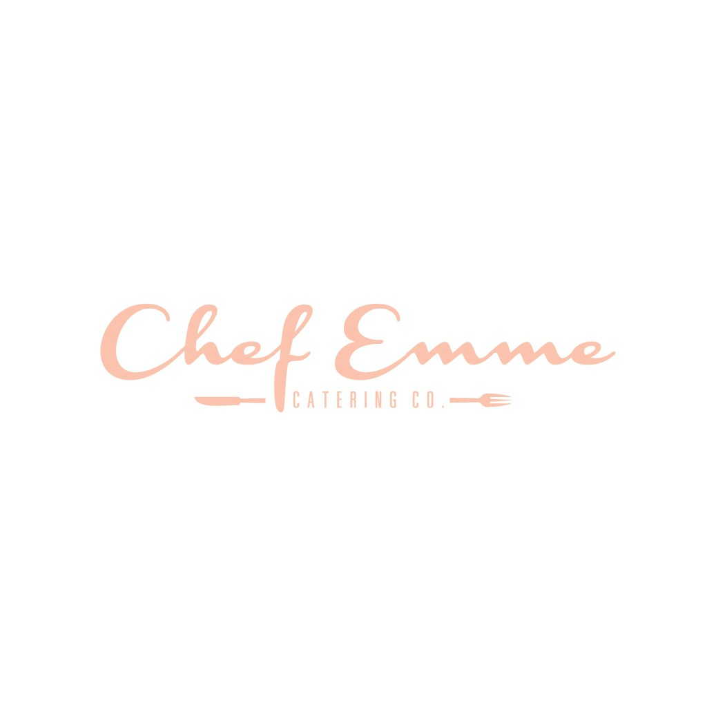 Sophisticated Logo for Upscale, Boutique Catering Company Serving Celebrity & Elite Clientele