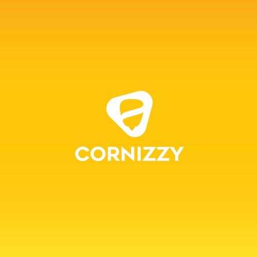 Cornizzy Logo Design
