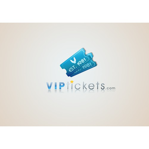 Exciting LOGO needed for top ticketing company
