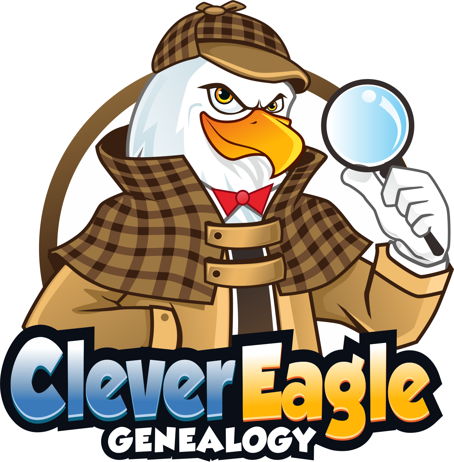 30-something genealogist needs Clever logo!