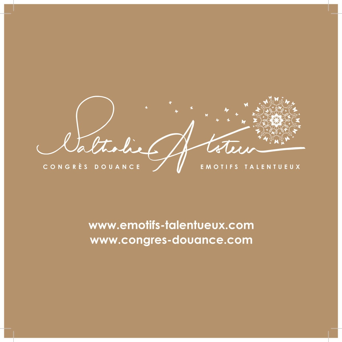 Emotifs-Talentueux Business Card