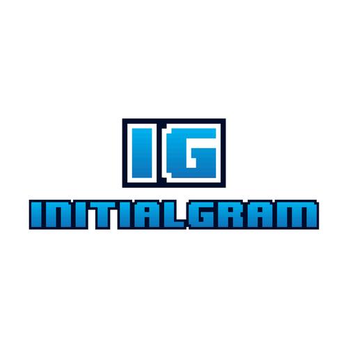 Initialgram