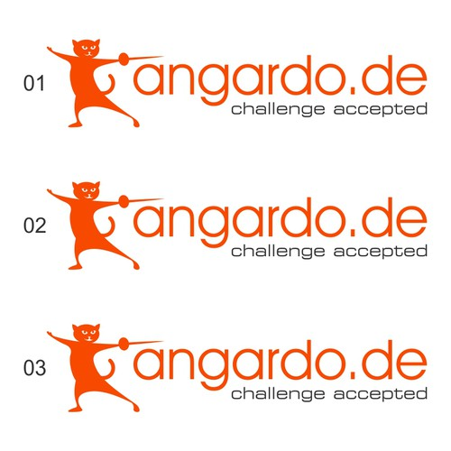 Get your creative juices flowing for a simple logo for the next German startup wonder!