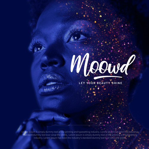 International Cosmetics Logo -- MOOWD