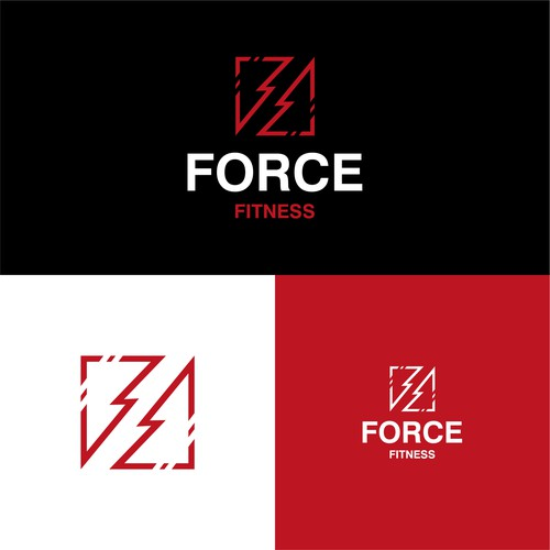 Force Fitness logo